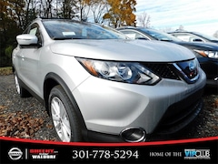 New 2018 Nissan Rogue Sport White Marsh, MD
