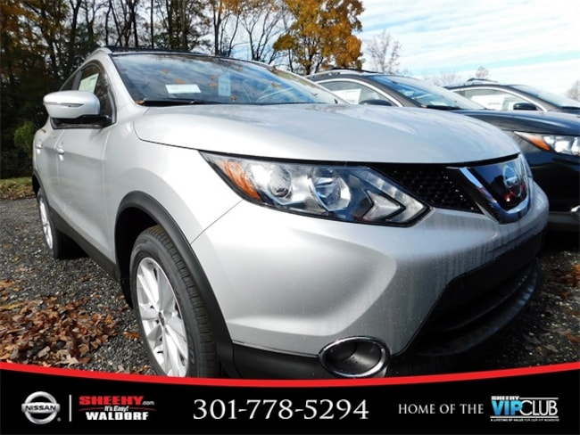 New 2018 Nissan Rogue Sport SV SUV for sale in Waldorf, MD