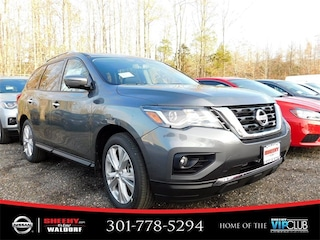 New 2019 Nissan Pathfinder SL SUV K582552 in Waldorf, MD