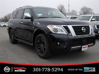 New 2019 Nissan Armada Platinum SUV K582380 in Waldorf, MD