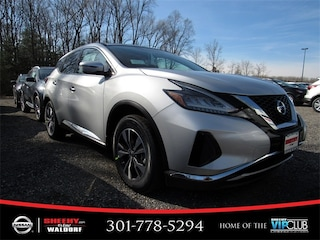 New 2019 Nissan Murano S SUV K109009 in Waldorf, MD