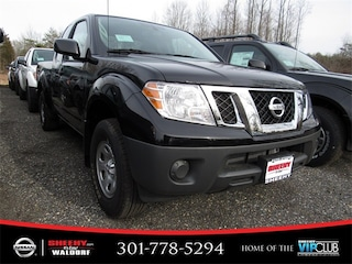 New 2019 Nissan Frontier S Truck K704497 in Waldorf, MD
