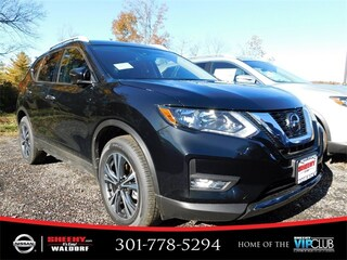 New 2019 Nissan Rogue SV SUV K704439 in Waldorf, MD