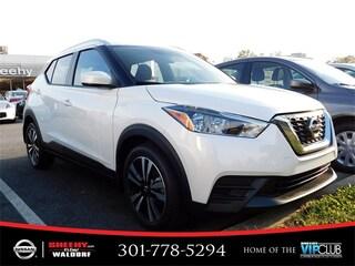 New 2018 Nissan Kicks SV SUV K530248 in Waldorf, MD