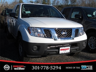 New 2019 Nissan Frontier S Truck K705660 in Waldorf, MD