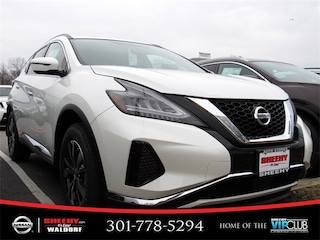 New 2019 Nissan Murano SV SUV K112868 in Waldorf, MD