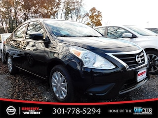 New 2019 Nissan Versa 1.6 S Sedan K810856 in Waldorf, MD