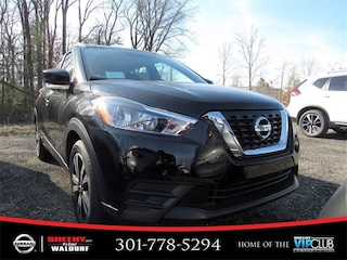 New 2018 Nissan Kicks SV SUV K540370 in Waldorf, MD