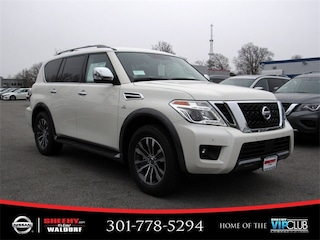 New 2019 Nissan Armada SL SUV K581995 in Waldorf, MD