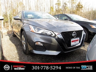 New 2019 Nissan Altima 2.5 S Sedan K168498 in Waldorf, MD