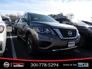 New 2019 Nissan Pathfinder S SUV K600233 in Waldorf, MD