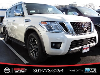 New 2019 Nissan Armada SL SUV K581550 in Waldorf, MD