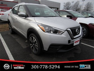 New 2018 Nissan Kicks SV SUV K541702 in Waldorf, MD