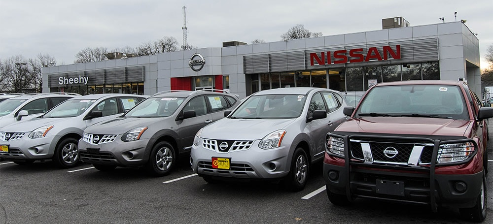 About Sheehy Nissan of Waldorf