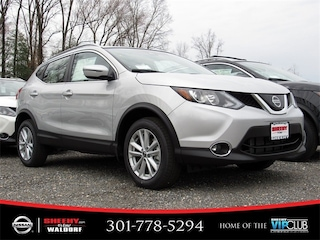 New 2019 Nissan Rogue Sport SV SUV K622525 in Waldorf, MD