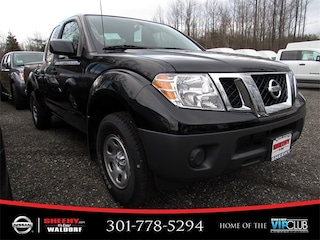 New 2019 Nissan Frontier S Truck K727257 in Waldorf, MD