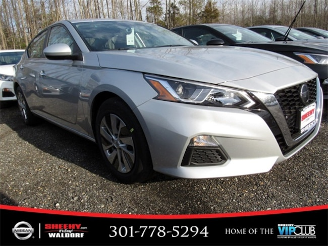 New 2019 Nissan Altima 2.5 S Sedan for sale in Waldorf, MD