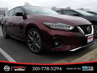 New 2019 Nissan Maxima for sale in Waldorf