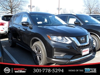 New 2019 Nissan Rogue SV SUV K378955 in Waldorf, MD