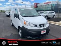 New 2019 Nissan NV200 White Marsh, MD