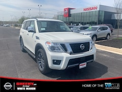 New 2019 Nissan Armada White Marsh, MD
