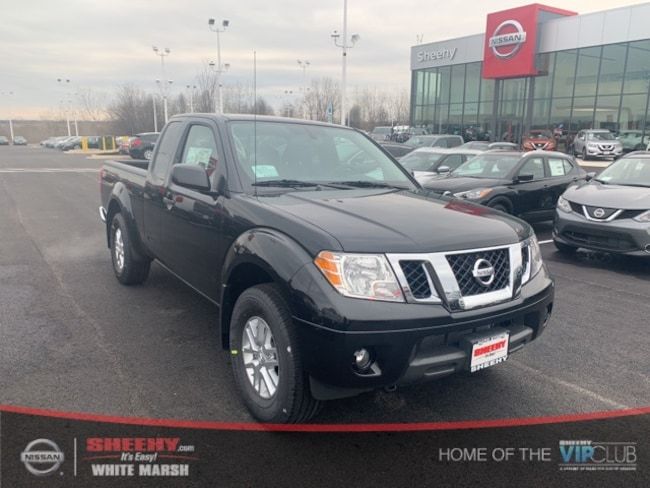New 2019 Nissan Frontier SV Truck King Cab in Glen Burnie, MD