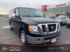 New 2018 Nissan NV Passenger NV3500 HD White Marsh, MD