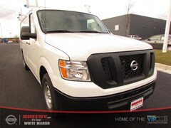 New 2018 Nissan NV Cargo NV2500 HD White Marsh, MD