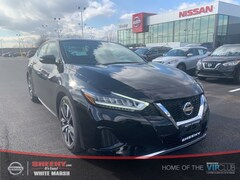 New 2019 Nissan Maxima White Marsh, MD