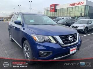 New 2019 Nissan Pathfinder in Glen Burnie, MD