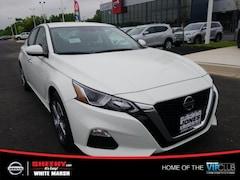 New 2019 Nissan Altima White Marsh, MD