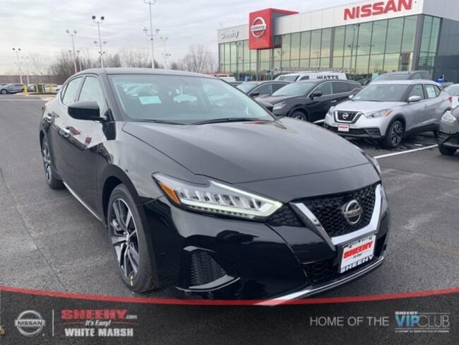New 2019 Nissan Maxima 3.5 S Sedan in Glen Burnie, MD
