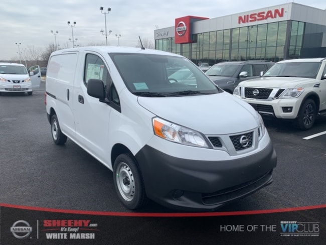 New 2019 Nissan NV200 S Van Compact Cargo Van in Glen Burnie, MD