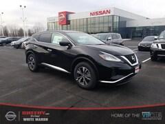 New 2019 Nissan Murano White Marsh, MD
