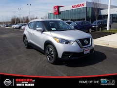 New 2019 Nissan Kicks White Marsh, MD