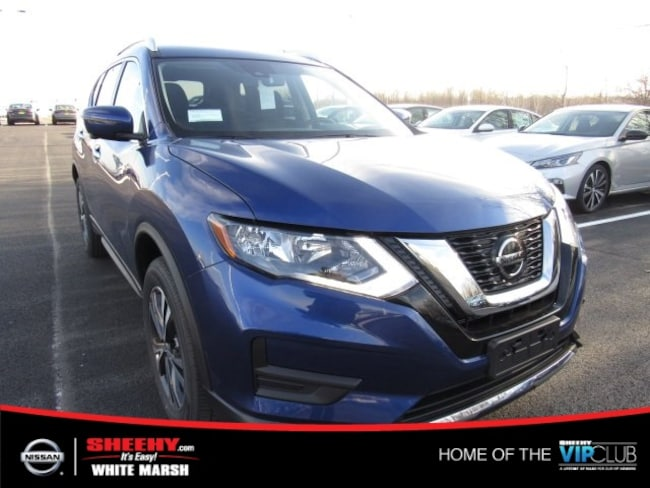 New 2019 Nissan Rogue SV SUV in White Marsh, MD