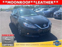 Certified Pre-Owned 2016 Nissan Altima White Marsh, MD