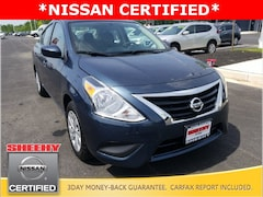 2016 Nissan Versa 1.6 S Sedan for sale in White Marsh