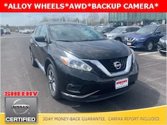 Used 2017 Nissan Murano for sale in White Marsh