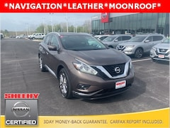 Used 2015 Nissan Murano for sale in White Marsh