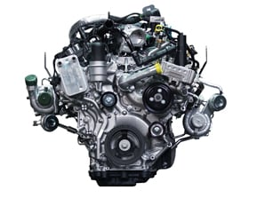 2.7L Turbocharged EcoBoost