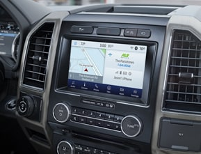Navigation With SiriusXM Traffic and Travel Link