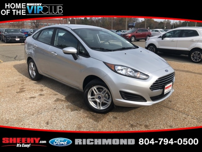 New 2019 Ford Fiesta SE Sedan for sale in Richmond, VA