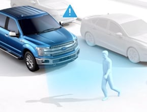 Pre-Collision Assist With Automatic Emergency Braking