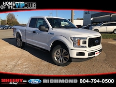 New 2018 Ford F-150 STX Truck SuperCab Styleside NG00245 for sale near you in Richmond, VA