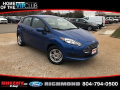 New 2019 Ford Fiesta SE Hatchback N104291 for sale near you in Richmond, VA
