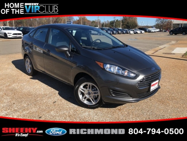 New 2019 Ford Fiesta SE Sedan for sale in Richmond, VA