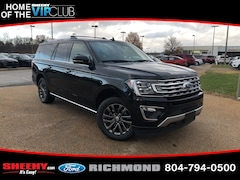 New Ford cars, trucks, and SUVs 2019 Ford Expedition Max Limited SUV NA03635 for sale near you in Richmond, VA