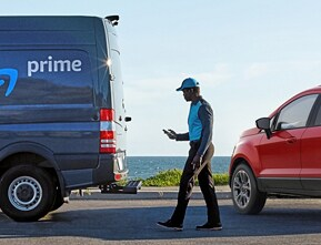 Key by Amazon In-Car Delivery