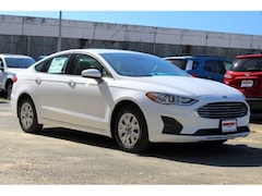 New 2019 Ford Fusion S Sedan Springfield, VA